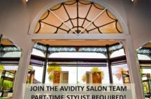 We're Hiring – Part-Time Stylist Required